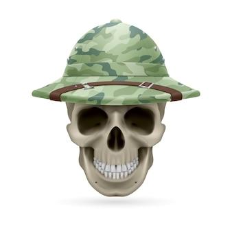 Crânio de chapéu