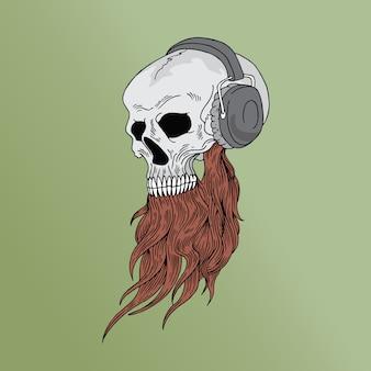 Crânio de música