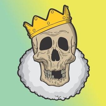 Crânio rei