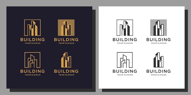 Criação de design de logotipo
