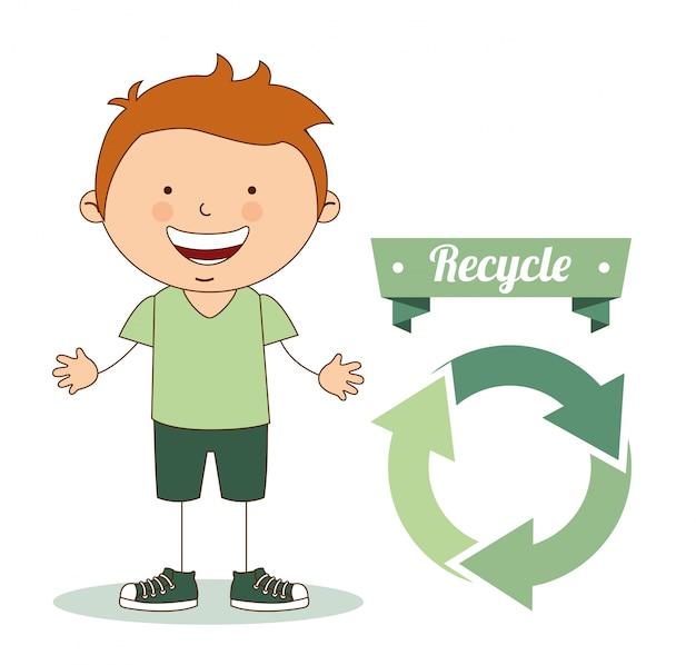 Crianças ecológicas