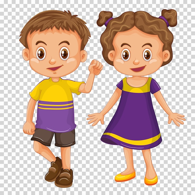 Crianças fofos