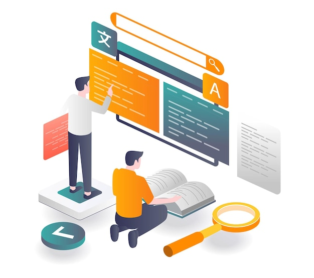 Crie artigos de blog de qualidade com o aplicativo de tradução de idiomas