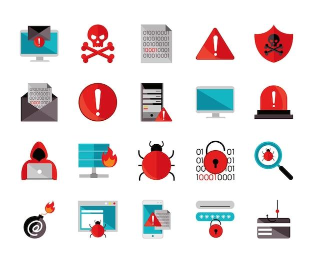 Crime cibernético na internet