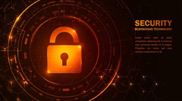 Criptomoeda da tecnologia blockchain