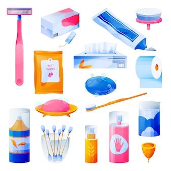 Cuidados pessoais e higiene