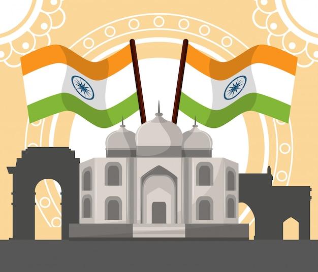 Cultura e viagens na índia