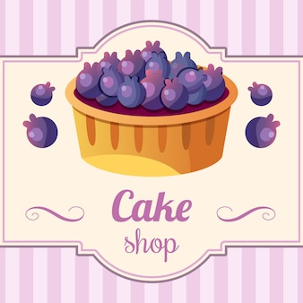 Cupcake com chantilly isolado no branco