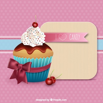 Cupcake delicioso