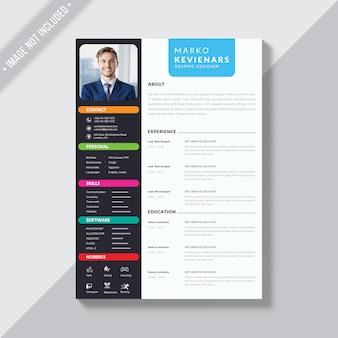 Currículo design