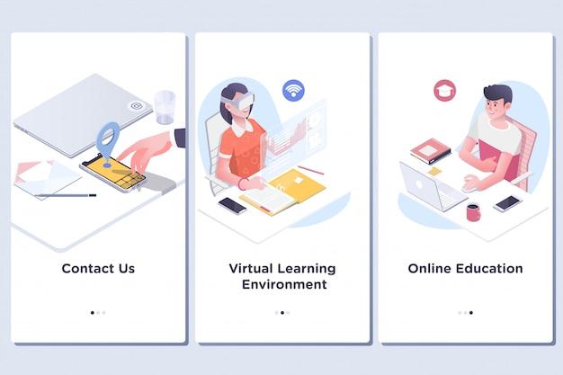 Cursos de treinamento on-line de educação
