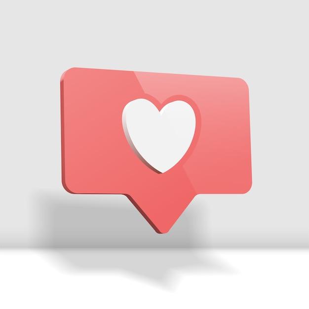 Curtir na mídia social, ilustração de comentário