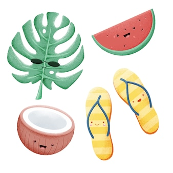 Cuties de verão