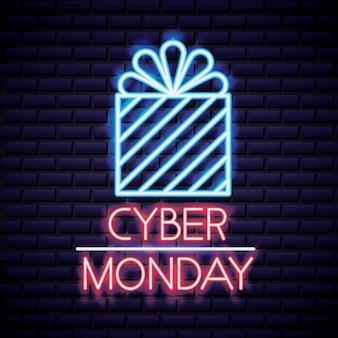 Cyber segunda-feira loja