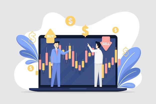 Dados da bolsa de valores