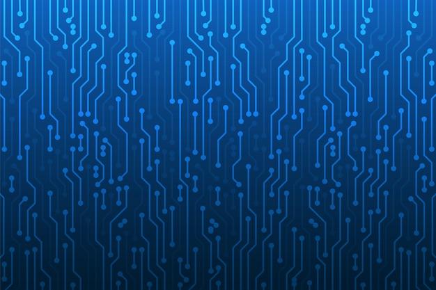Dados de fundo futurista abstrato