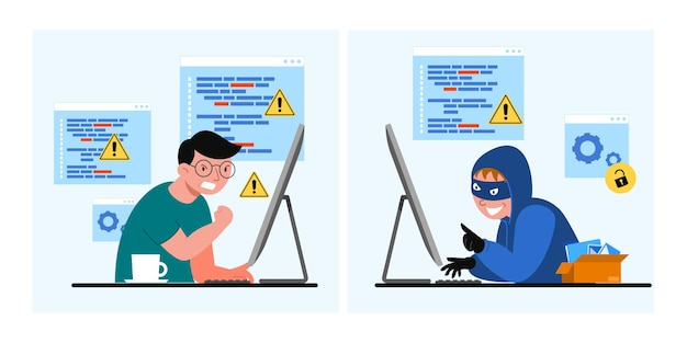 Dados globais ou segurança de dados pessoais, conceito online de segurança de dados cibernéticos, ideia de privacidade e proteção de informações ou segurança da internet, ilustração isométrica plana isolada