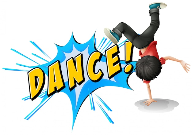 Dança flash
