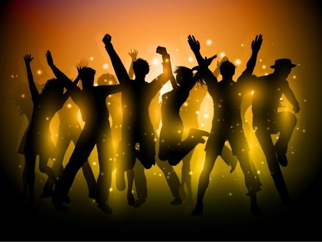 Dança fundo do partido