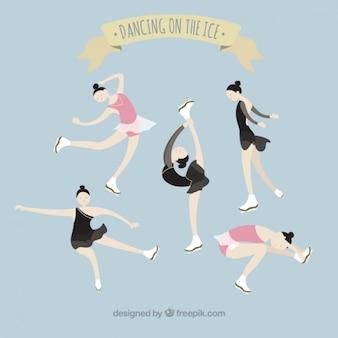 Dança no gelo