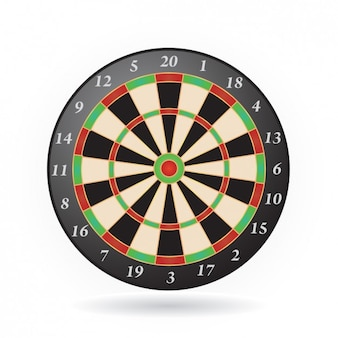 Dart board ícone