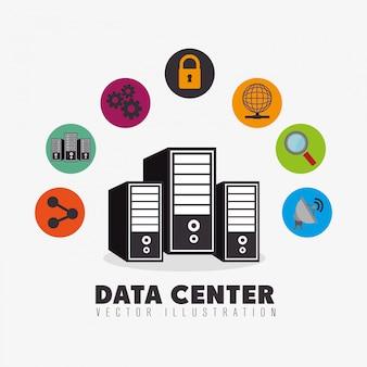 Data center e hospedagem