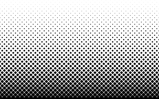 De fundo vector de meio-tom sem emenda. .cantos arredondados . 46 figuras de altura.