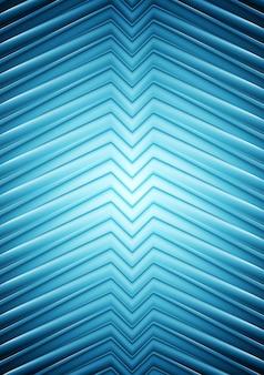 De fundo vector grandes setas azuis suaves