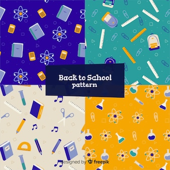 De volta à coleção padrão de escola