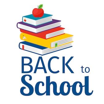 De volta à escola com livros