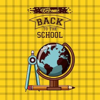 De volta à escola