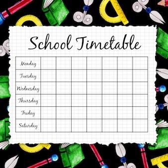 De volta ao calendário escolar