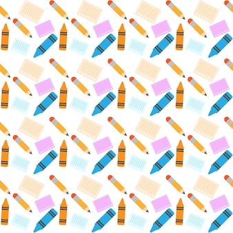 De volta aos padrões de escola com escova