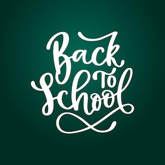 De volta aos rótulos da escola