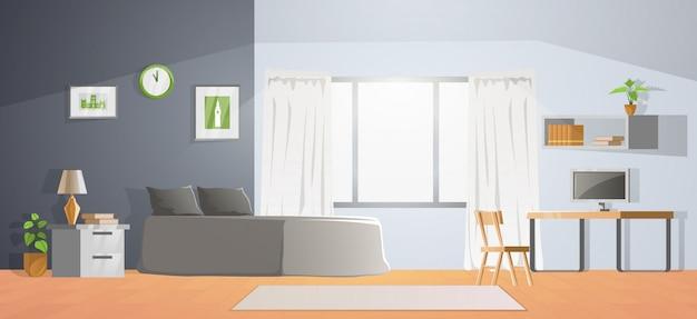 Decoração do quarto do quarto