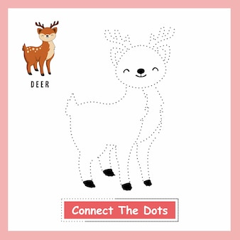 Deer connect the dots