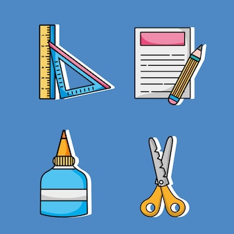 Defina arte e crie objetos criativos
