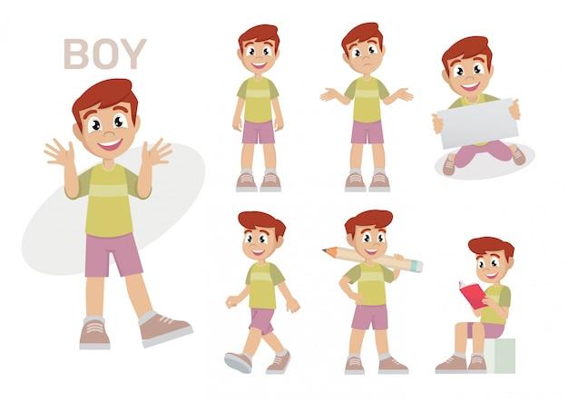 Defina crianças meninos crianças.