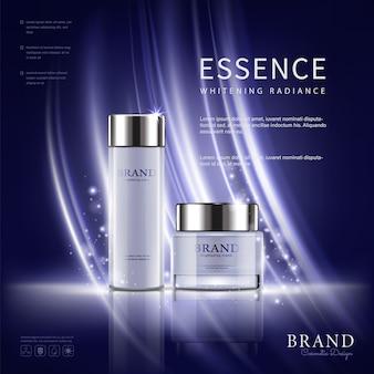 Definir anúncios cosméticos