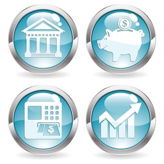 Definir botões de negócios