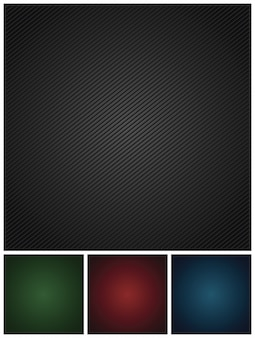 Definir cores texturas cenários