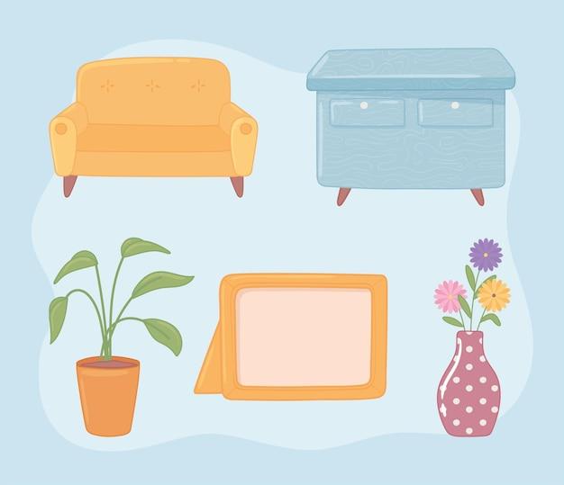 Definir decoração de interiores