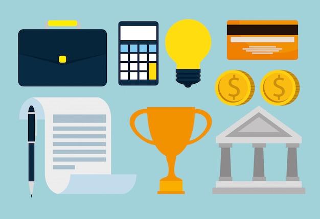 Definir elementos de marketing de negócios