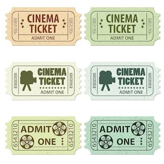 Definir ingresso de cinema