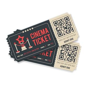 Definir ingressos para o cinema
