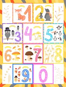 Definir o rastreio do número de cartão de memória para crianças