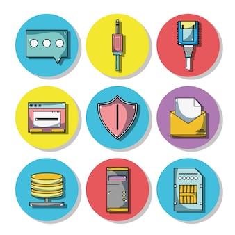 Definir o serviço de centro de dados de tecnologia