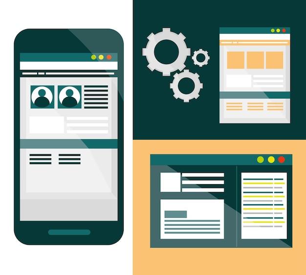 Definir otimização de desenvolvimento de site