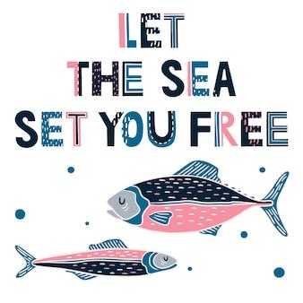 Deixe o mar te libertar