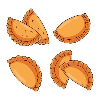 Deliciosa coleção empanada